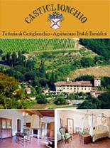 Bauernhof Castiglionchio